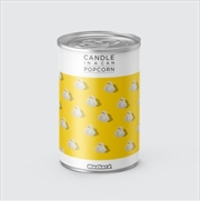 Candle In A Can – Popcorn Scented | Homewares
