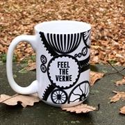 Feel The Verne Mug   Merchandise
