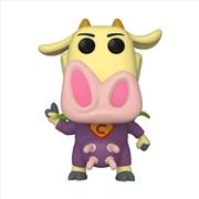 Cow & Chicken - Super Cow Pop! Vinyl | Pop Vinyl
