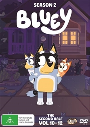 Bluey - Season 1 - Vol 10-12 | DVD