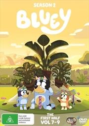 Bluey - Season 1 - Vol 7-9 | DVD