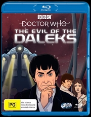 Doctor Who - Evil Of The Daleks | Blu-ray