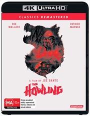 Howling | Blu-ray + UHD, The | UHD