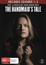 Handmaids Tale - Season 1-3 | Boxset, The | DVD