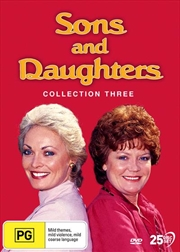 Sons And Daughters - Collection 3 | DVD