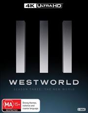 Westworld - Season 3 | UHD | UHD