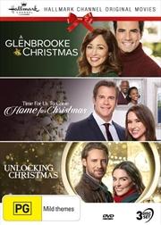 Hallmark Christmas - A Glenbrooke Christmas / Time For Us To Come Home For Christmas / Unlocking Chr | DVD