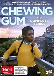 Chewing Gum | Complete Series | DVD
