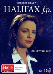 Halifax F.P.   Boxset - Complete Case Files Collection   DVD