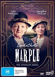 Agatha Christie's Marple | Complete Series | DVD