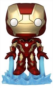 "Iron Man - Iron Man Glow US Exclusive 10"" Pop! Vinyl [RS]   Pop Vinyl"
