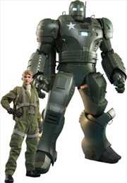 What If - Steve Rogers & Hydra Stomper 1:6 Scale Action Figure | Merchandise