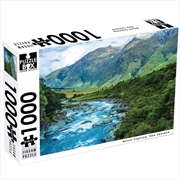 New Zealand Mt Aspiring 1000 Piece Puzzle | Merchandise