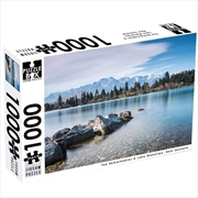 New Zealand Remakables And Wakatipu 1000 Piece Puzzle | Merchandise