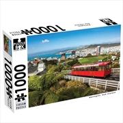 New Zealand Wellington 1000 Piece Puzzle | Merchandise