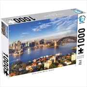 Cities Of The World Sydney 1000 Piece Puzzle | Merchandise