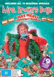 Mrs. Brown's Boys | 2021 Christmas Boxset | DVD