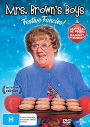 Mrs. Brown's Boys - Festive Fancies - Mammy Of The People / Mammy's Memories | DVD