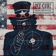 Death Certificate: 25th Anniversary Edition | CD