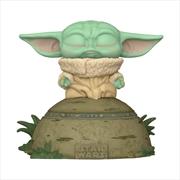 Star Wars: The Mandalorian - Child Force Pop! Deluxe Light & Sound | Pop Vinyl