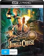 Jungle Cruise | Blu-ray + UHD | UHD