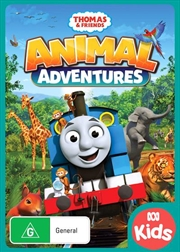 Thomas and Friends - Animal Adventures | DVD