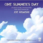 One Summer's Day - Studio Ghibli Favourites For Solo Piano By Joe Hisaishi | CD
