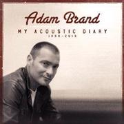 My Acoustic Diary - Brand Adam   CD