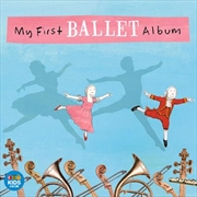 My First Ballet Album | CD