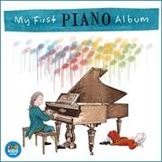 My First Piano Album | CD