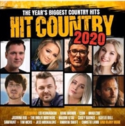 Hit Country 2020   CD