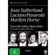 Live At The Sydney Opera House | DVD