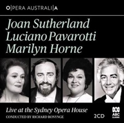 Live At The Sydney Opera House | CD