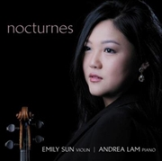 Nocturnes - Intimate French Music For Violin And Piano | CD
