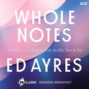Whole Notes | CD