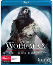 Wolfman, The | Blu-ray
