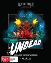Undead   Beyond Genres  #12   Blu-ray