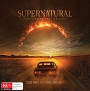 Supernatural | Complete Series | DVD