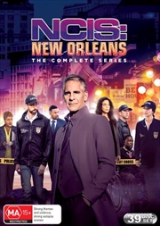 NCIS - New Orleans - Season 1-7 | Boxset | DVD