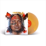 Gela - Transparent Gold & Yellow Vinyl (BONUS LIMITED EDITION LYRIC BOOKLET) | Vinyl