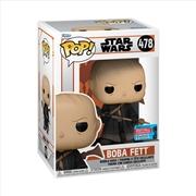 Star Wars: Mandalorian - Boba Fett on Tattooine Pop! NY21 RS | Pop Vinyl