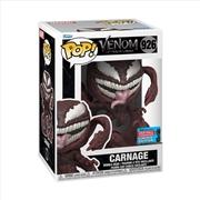 Venom - Carnage Pop! NY21 RS | Pop Vinyl