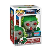 Masters Of The Universe - Snake Face Pop! NY21 RS | Pop Vinyl