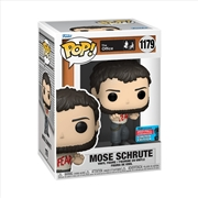 The Office - Mose Schrute FEAR Pop! NY21 RS | Pop Vinyl