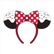 Loungefly - Minnie Sweets Sprinkleears Headband | Merchandise