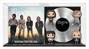 The Doors - Waiting For The Sun US Exclusive Pop! Album Deluxe [RS]   Pop Vinyl