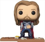Avengers Movie - Thor Shawarma US Exclusive Pop! Deluxe [RS]   Pop Vinyl