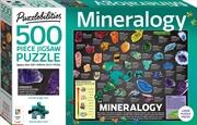 Puzzlebilities: Mineralogy Jigsaw | Merchandise