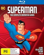 Superman - The Complete Animated Series   Blu-ray
