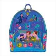 Loungefly - Bedknobs And Broomsticks Ballroom Mini Backpack | Apparel